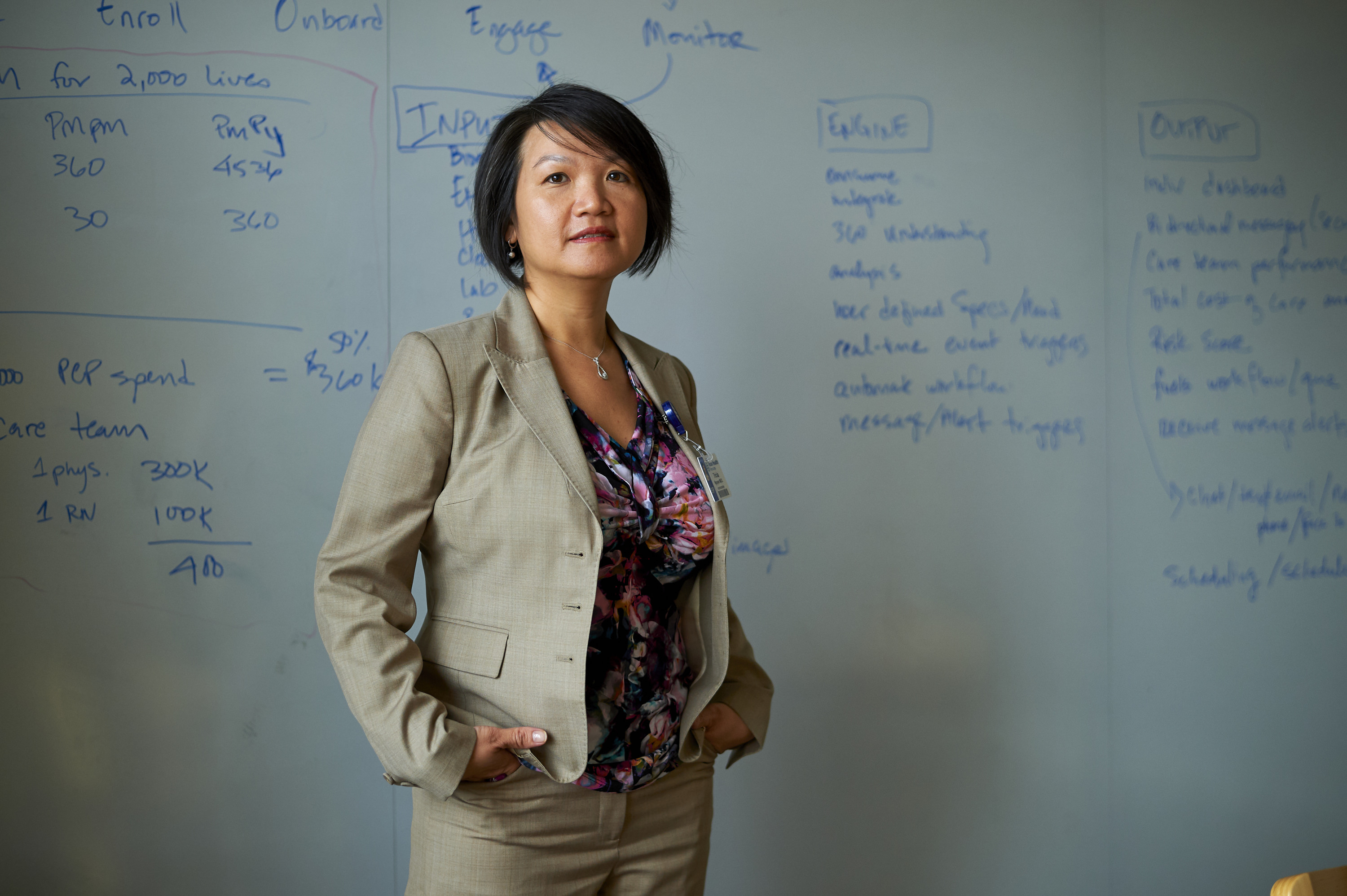 Dr. Tricia Nguyenfor HealthLeaders Magazine
